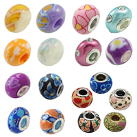 European Polymer Clay Jewelry Beads