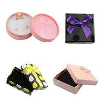 Cardboard Jewelry Set Box