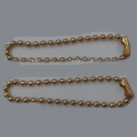 304 Stainless Steel Tag Chain, plated, more colors for choice, 2.5mm, 8mm, Length:Approx 3.2 Inch, Sold By Strand