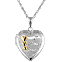 Fashion Locket Necklace