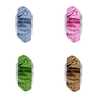 CRYSTALLIZED™ Elements #5929 Crystal BeCharmed Fortune Beads