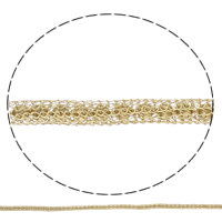Brass Wire Lace Ribbon
