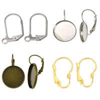 Lever Back Earring Component