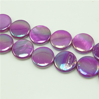 AB Color Shell Beads