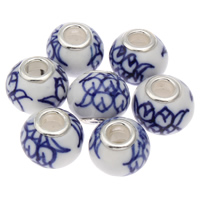 European Porcelain Jewelry Beads